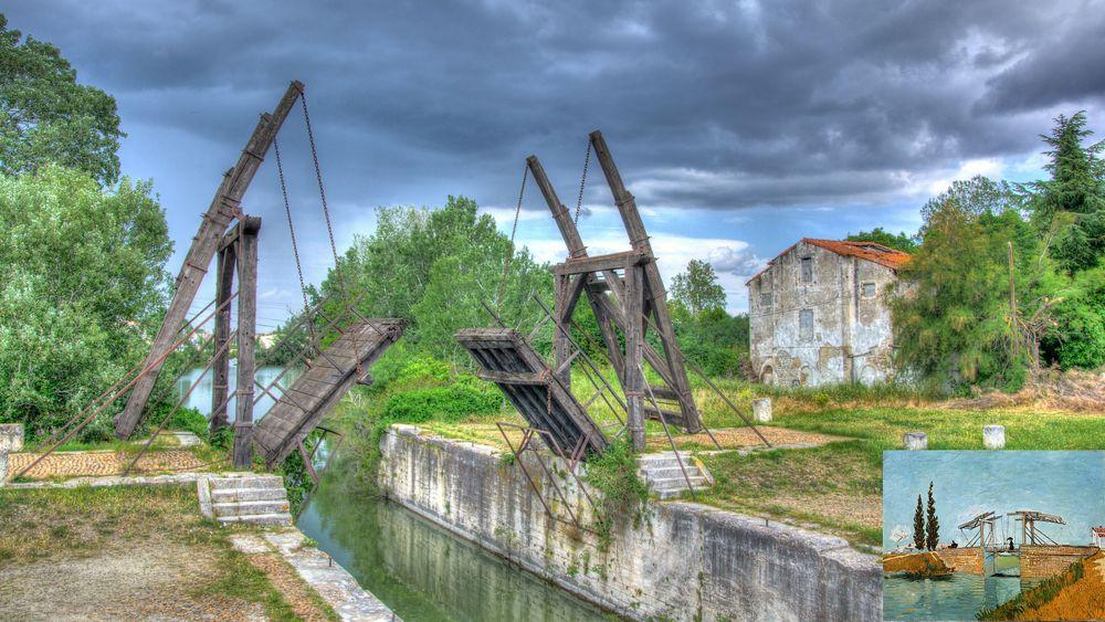 Arles - van Gogh