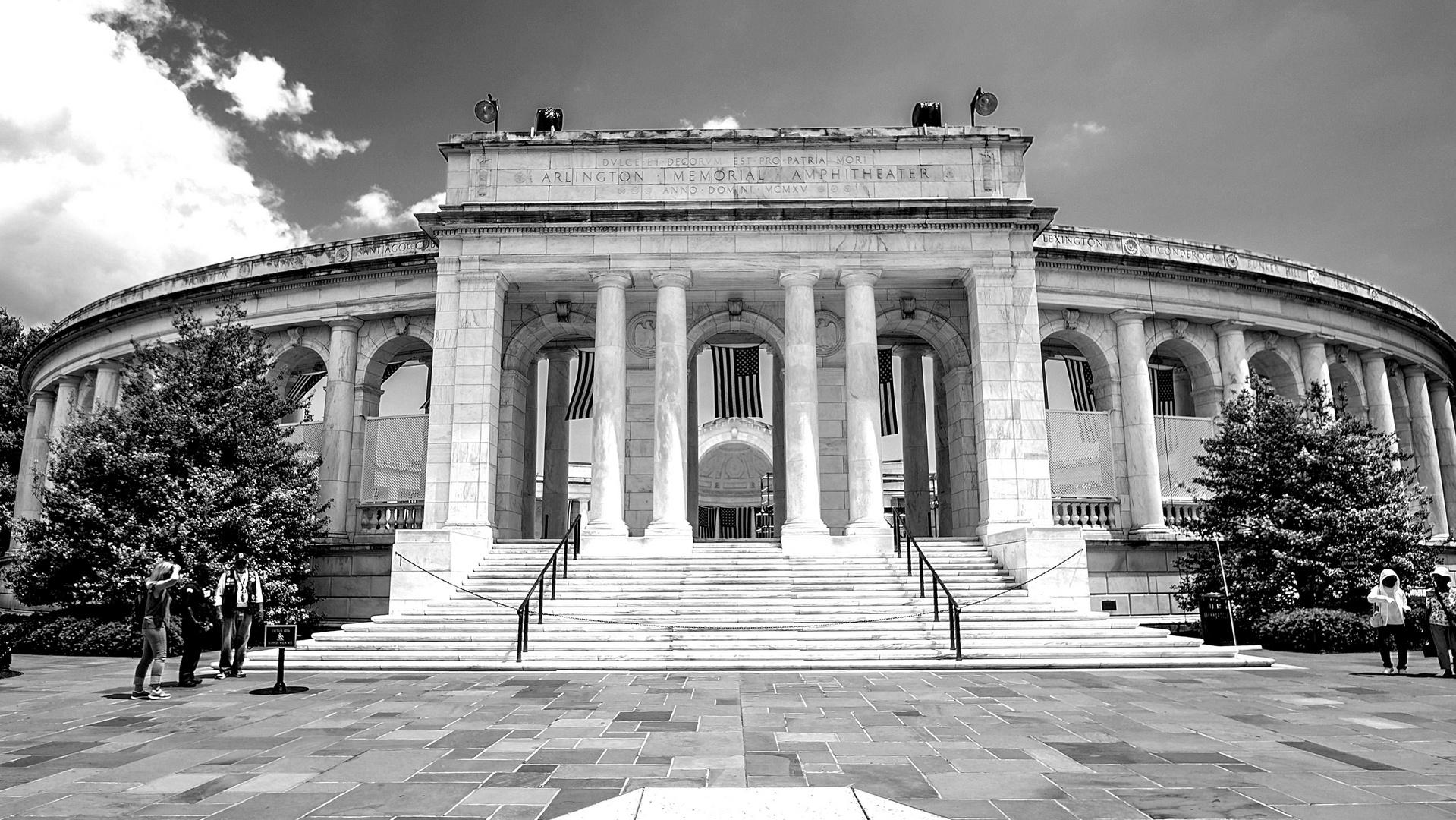 Arlington Memorial in Washington
