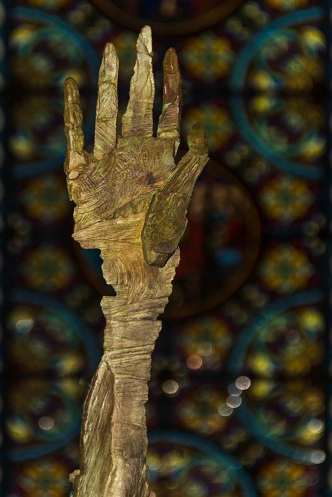 Arm (Teilansicht)