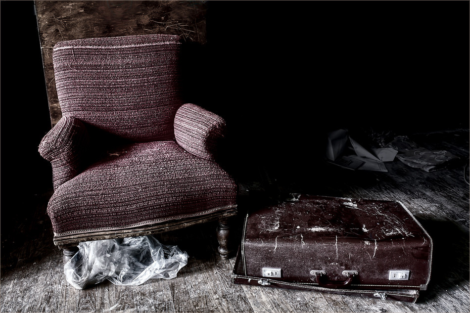 | armchairs and cases |