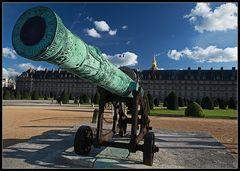 Armeemuseum in Paris