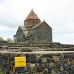 Armenien: Das Sevankloster über dem Sevansee