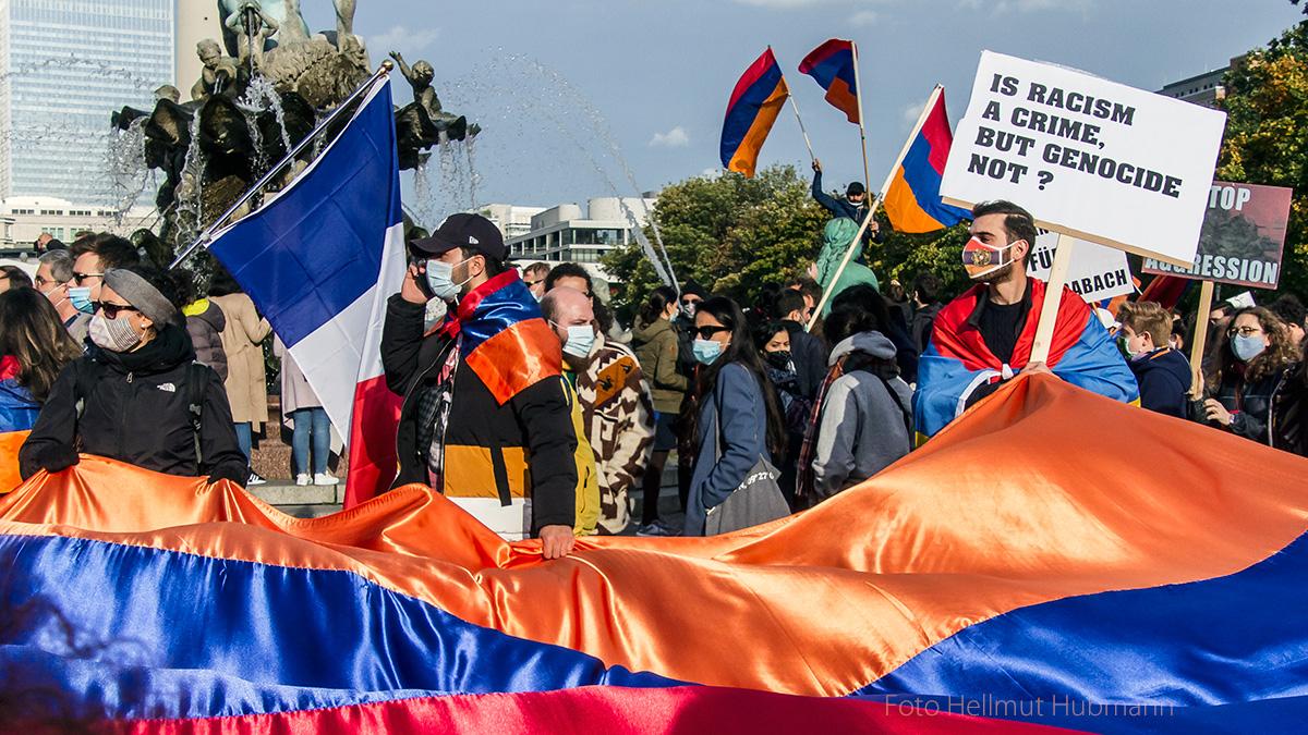 ARMENIEN, WEIT HINTER DEN BERGEN... #13