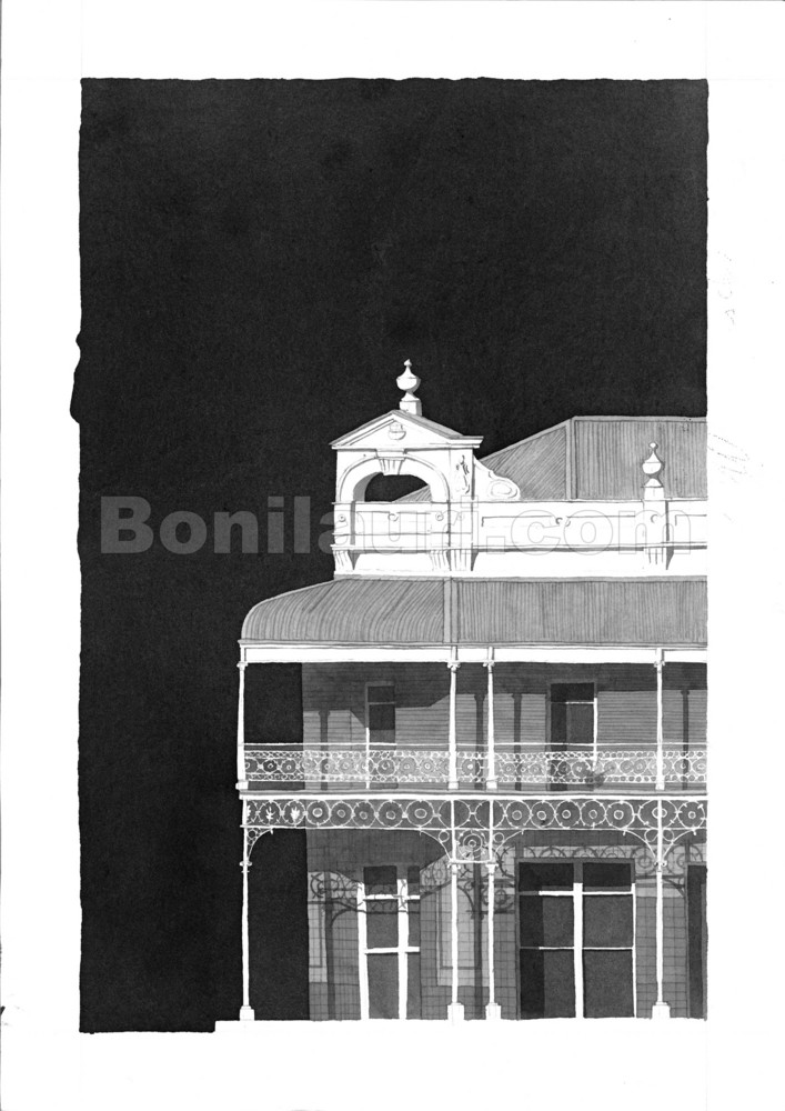 Armidale Hotel, Armidale, New South Wales, Australien