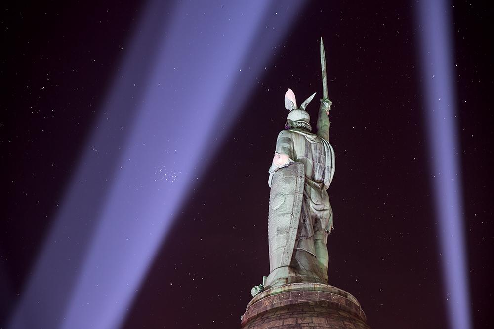 Arminius unterm Sternenzelt ...