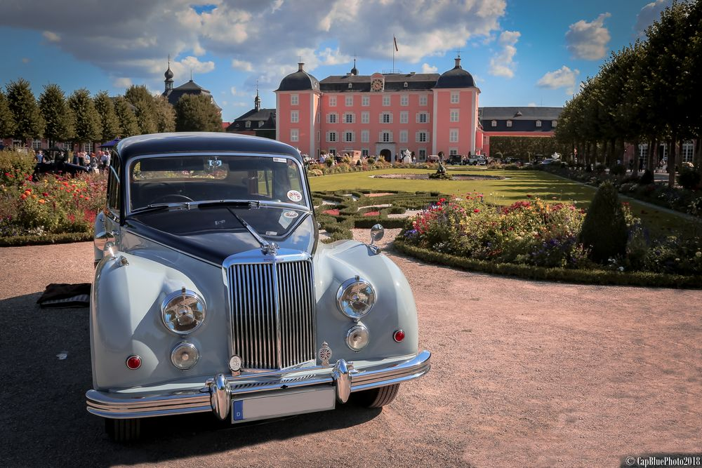 Armstrong Siddeley 346 Sapphire Lim. GB 1955