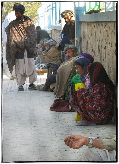 Armut....