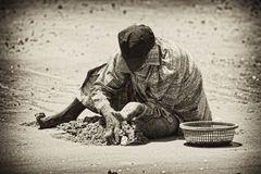 Armut und Luxus gehen Hand in Hand