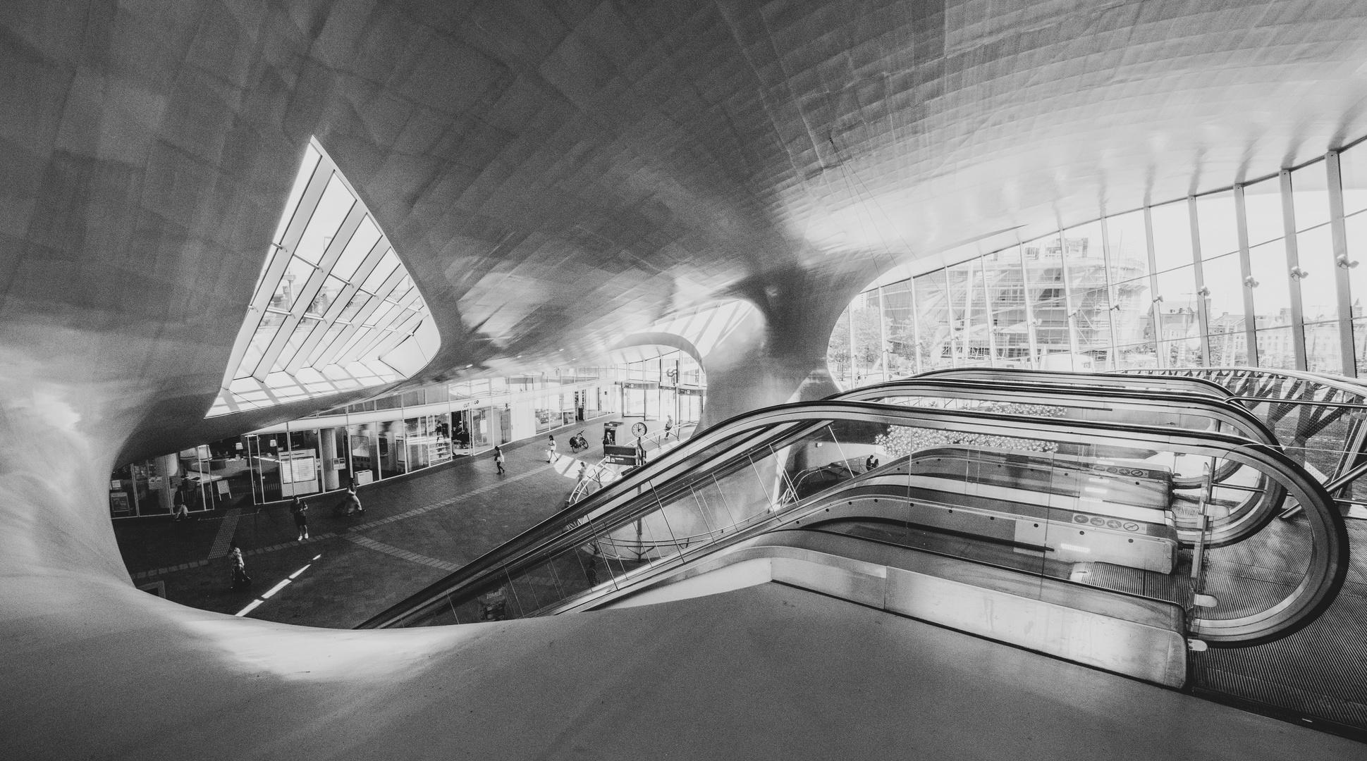 Arnhem - Central Railway Station - 27