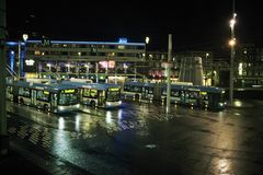 Arnhem CS, zentraler Busbahnhof