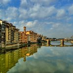 Arno - Florenz