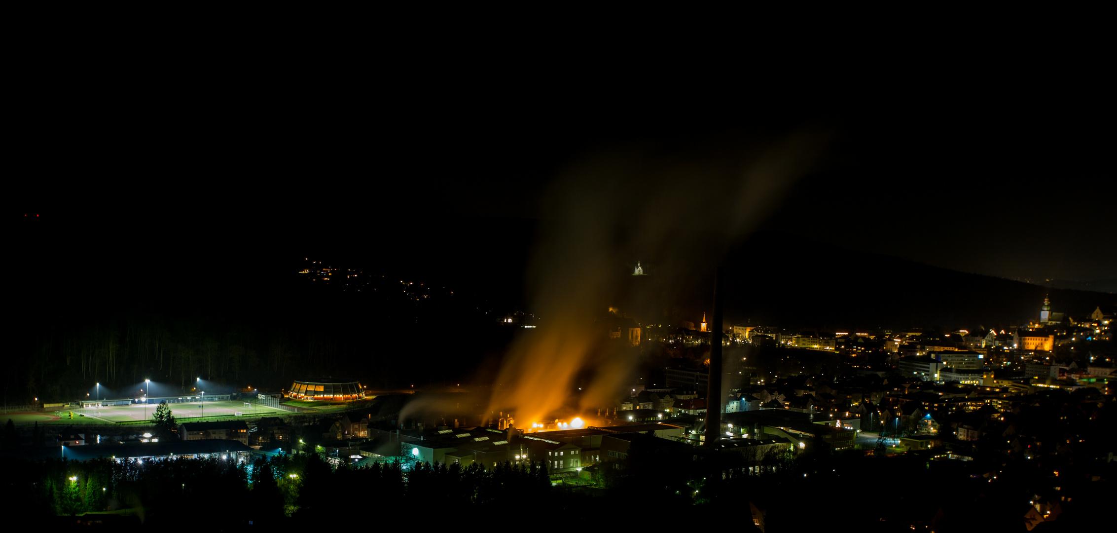 Arnsberg by Nacht