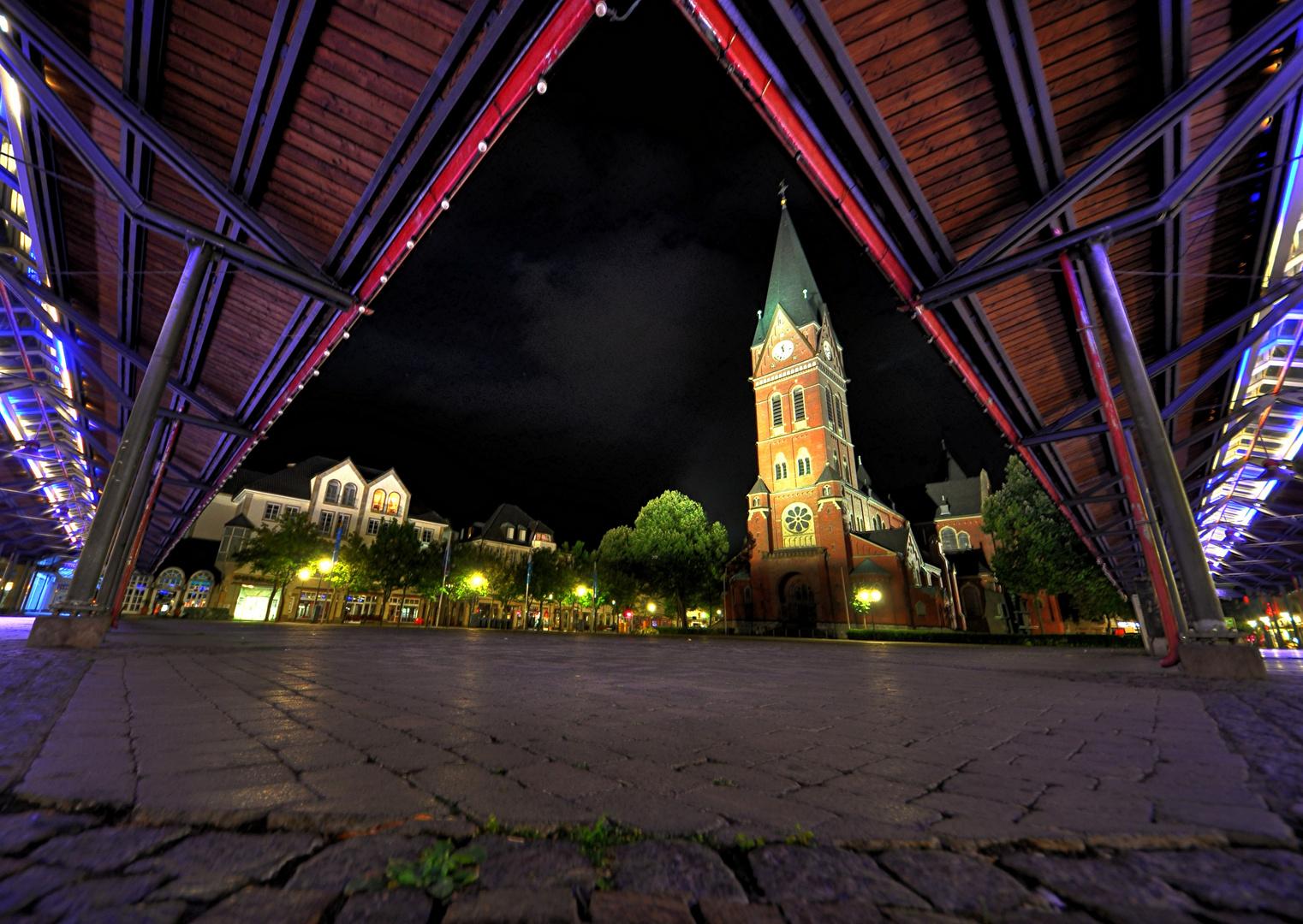 Arnsberg Neheim . Johanneskirche