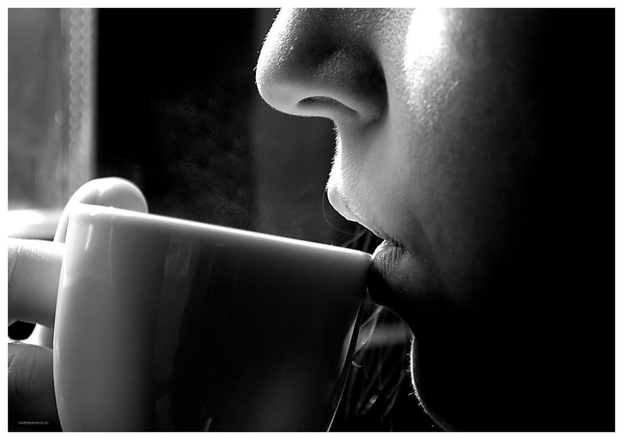 Aroma di caffè...