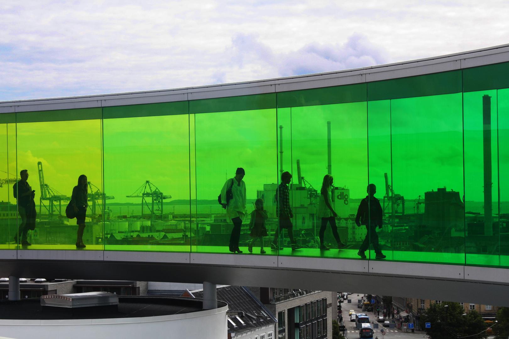 ARoS, Aarhus Kunstmuseum 3