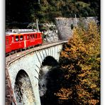 Arosa-Bahn Autumn