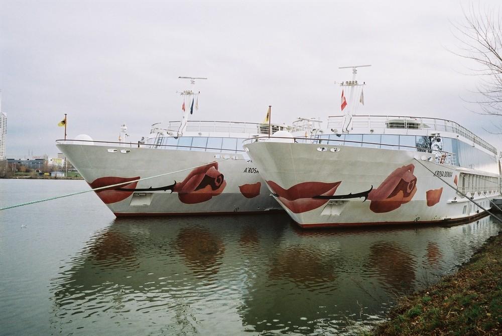 Arosa Schiffe