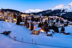 Arosa, Schweiz