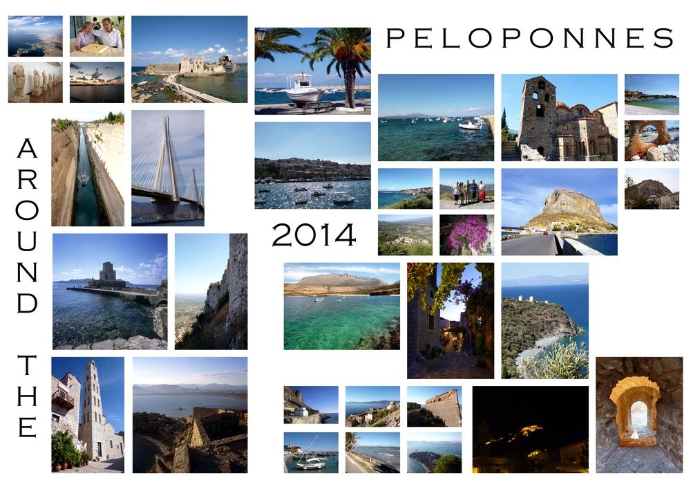 Around the Peloponnes....