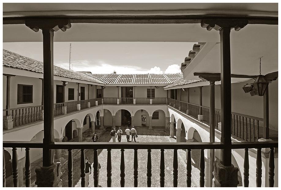 Arquitectura colonial de Ayacucho: Casa Chacón