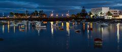 Arrecife ... der kleine Hafen ...