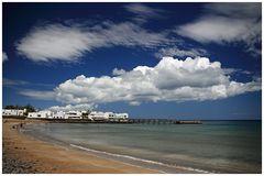 - Arrieta beach -