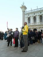 Arrivano anche a Venezia ...