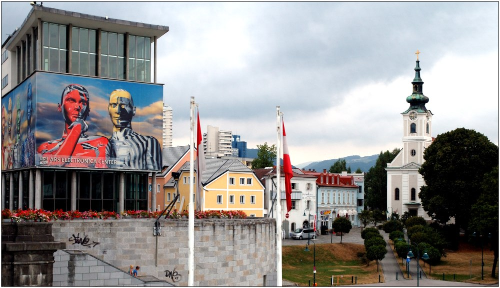Ars Electronia Center Linz