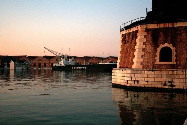 arsenale do venezia
