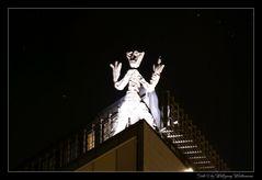 Art Hotel - Kunst in der Nacht