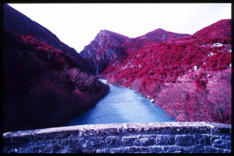 Arta color infrared