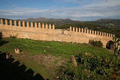 Arta-Festungs  mauer