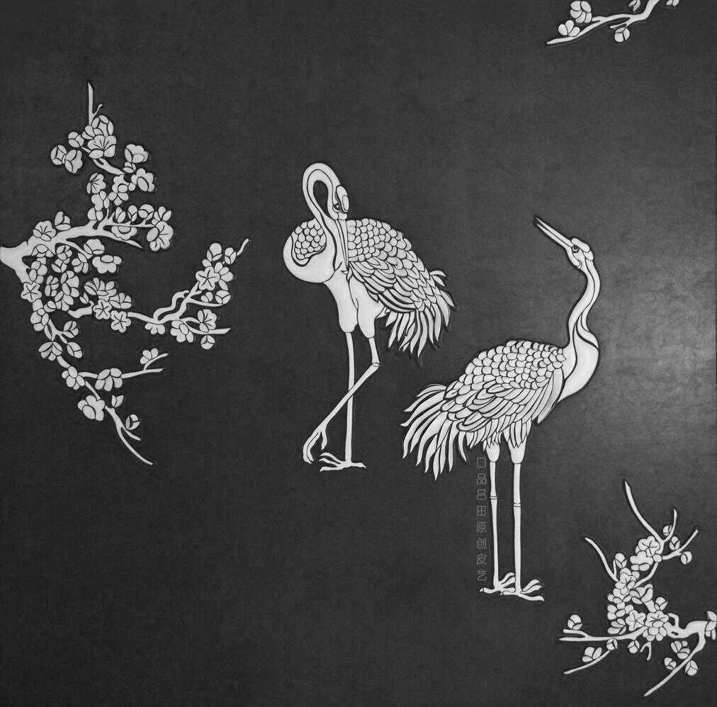 ART&CRAFTS——???Red-crowned crane