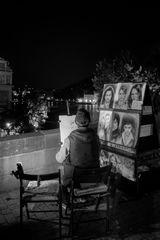 Arte sul Ponte Carlo di Praga