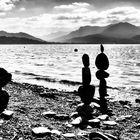 Arte sulla spiaggia