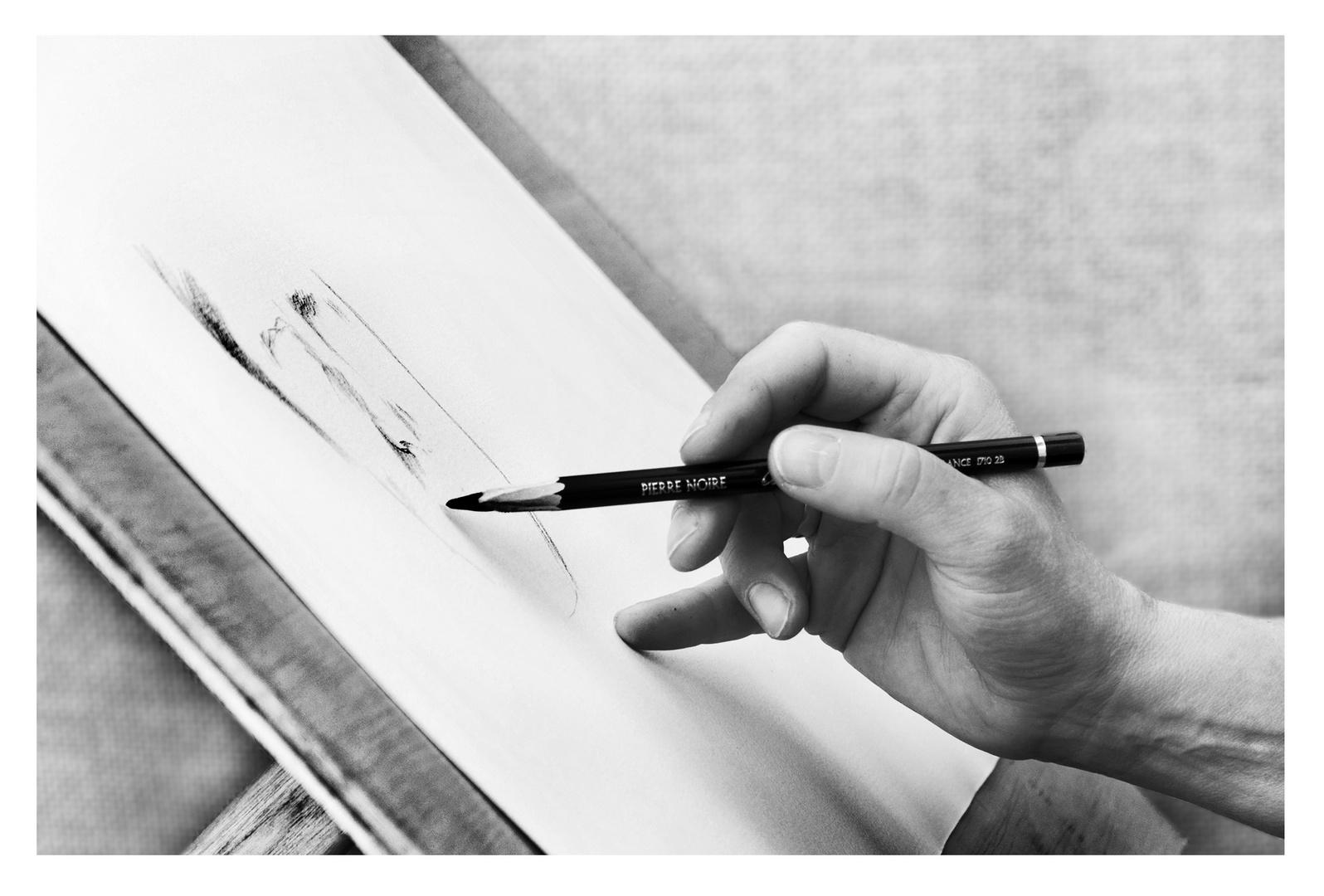 Artes y oficios: Retratista