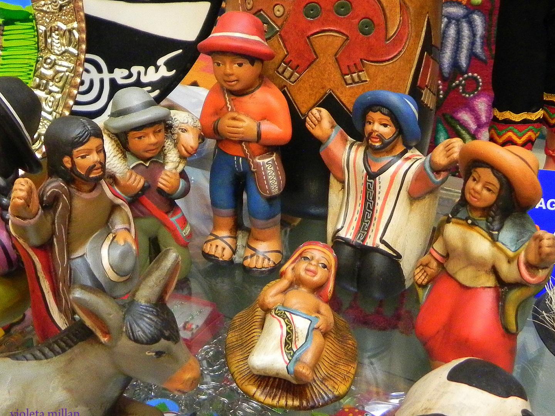artesanias peruanas,EL NACIMIENTO,DE JESUS Imagen & Foto   south ...