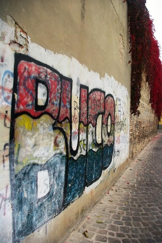 Art.....graffiti .........segni di espressione giovanile .