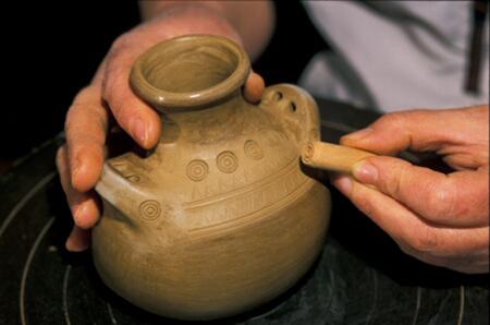 Artigiano ceramista - Sardegna
