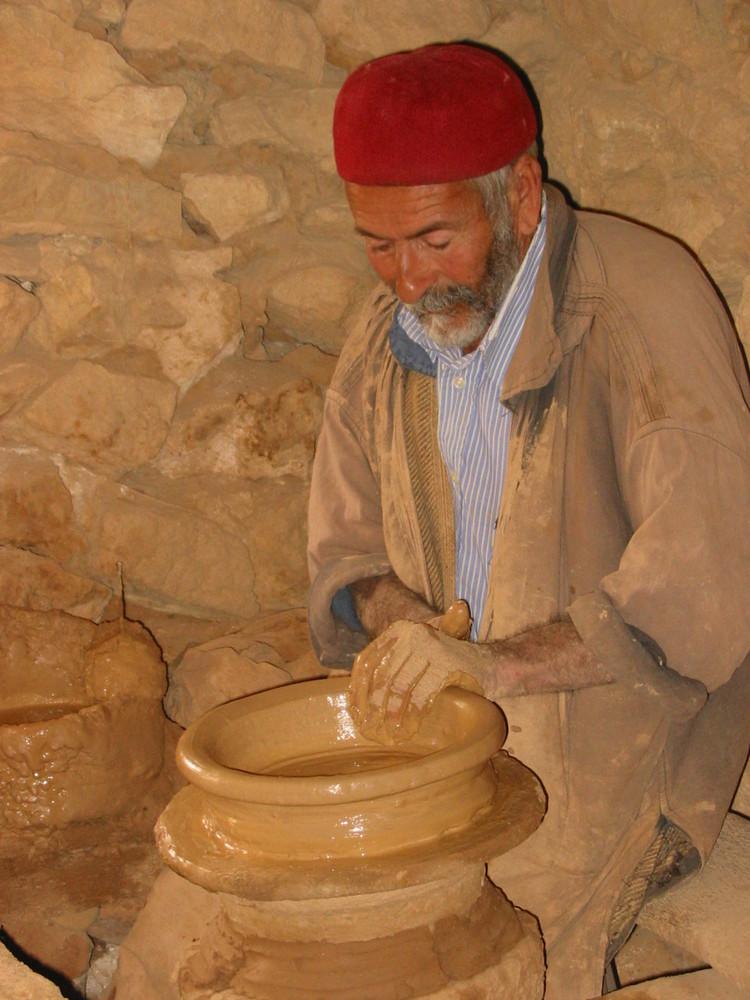 artisan tunisien