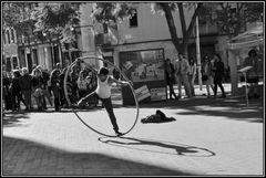 Artista di strada 3