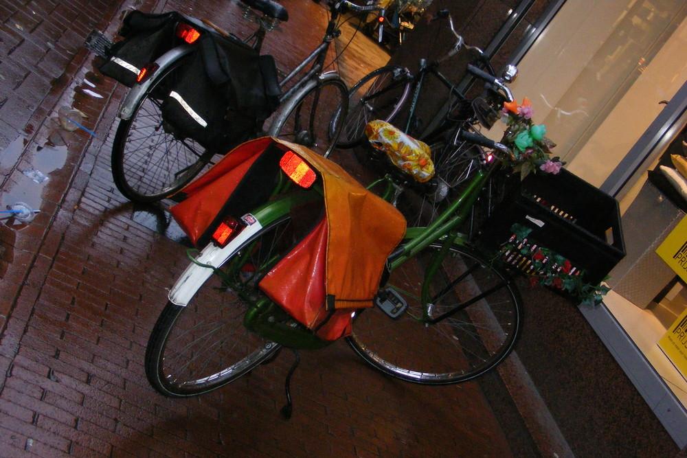 Artistic bike