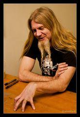 ArtNoir meets Marco Hietala (Nightwish)