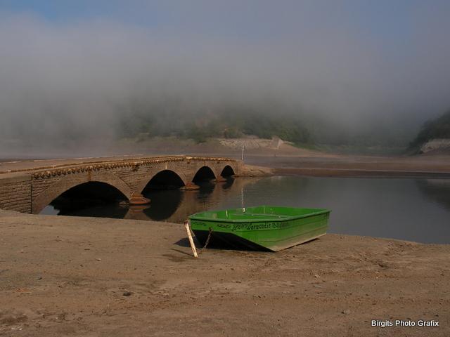 Asaler Brücke , Edersee