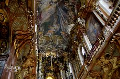 Asam Kirche Barocke Kunst 17 Jahrhundert