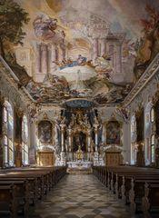 Asamkirche St. Maria de Victoria Kirche in Ingolstadt