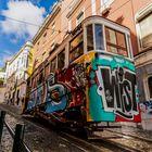 Ascensor da Glória - Lisboa