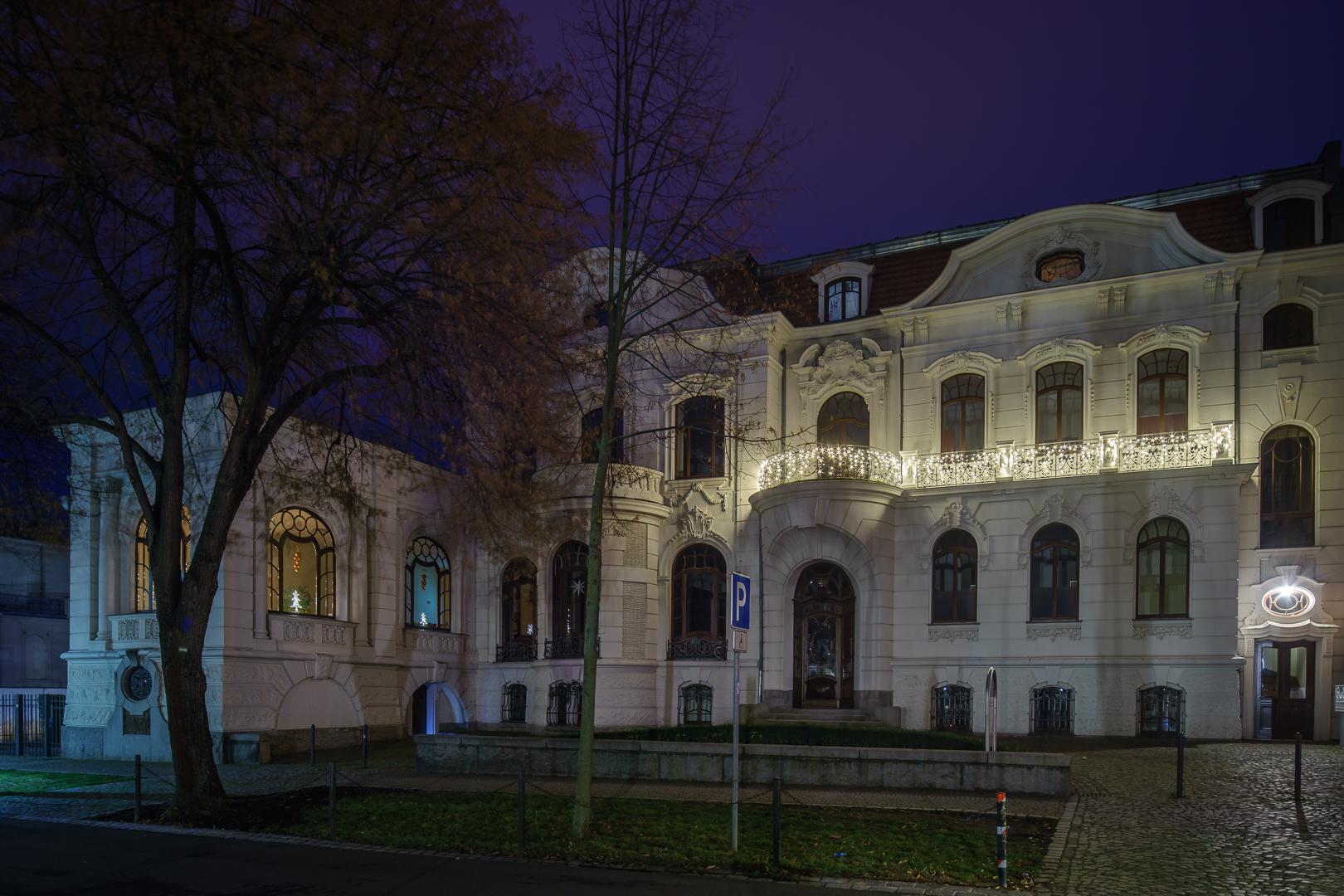 Aschersleben - Weiße Villa