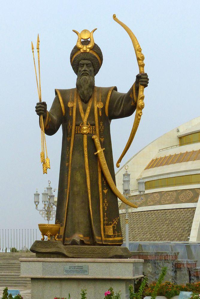 Aschgabat - Oguz-Han-Türkmen