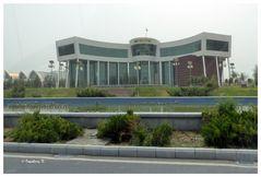 Aschgabat - Regierungsgebäude